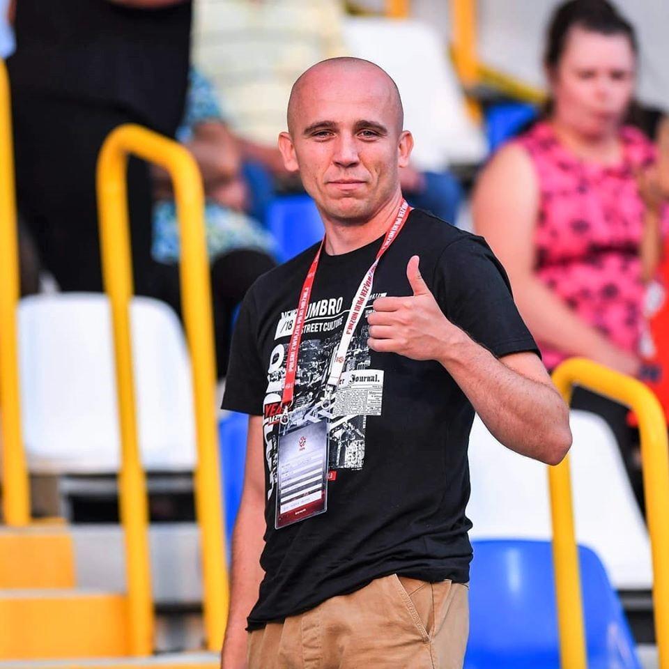 Jakub Witek zajmuje się marketingiem sportowym